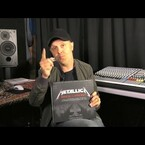WATCH: Lars Announes New Metallica Book About 'Master of Puppets'