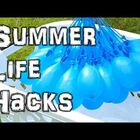 Great Summer Hacks In Time For Your Weekdnd [VIDEO]