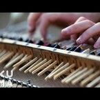 Check Out This Incredible Piano Made Out Of Chopsticks