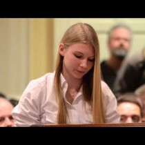 WATCH: 15-year-old girl dismantles Maryland Gun Control Arguments