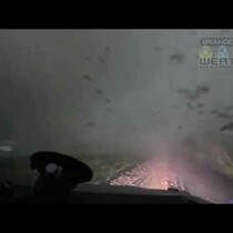 MORNING SKULL: Insane video Inside Violent Tornado