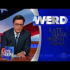 Stephen Colbert Legally Can't Be Stephen Colbert