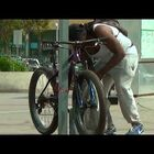 WATCH just how quickly your bicycle can be stolen