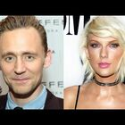 Tom Hiddleston Hangs Out At Taylor Swift's 4th of July Party
