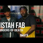 Bay Area legend Mistah Fab absolutely destroys this freestyle about the Golden State Warriors on Sway.
