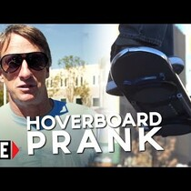 SAD: Huv'r Board Wasn't Real... Tony Hawk explains..
