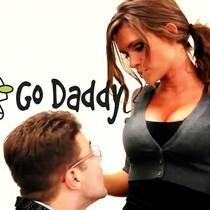 GoDaddy! Teacher TOO sexy for TV
