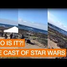 WATCH: Star Wars Cast Spotted By Kids In Donegal