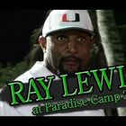 Ray Lewis knows how to pump up a team