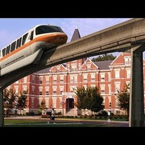 University of Findlay Announces Plans For A Monorail