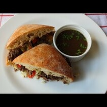 Recipe: Chicago Italian Beef Sandwich!!!