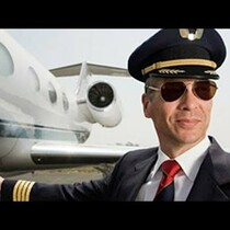 This video will make you think twice before flying again..