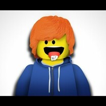 WATCH: Ed Sheeran 'LEGO House' gets LEGO treatment
