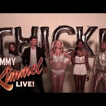 Jimmy Kimmel Hijacks