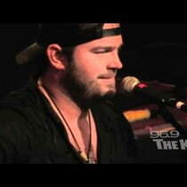 Lee Brice performs at Coyote Joe's