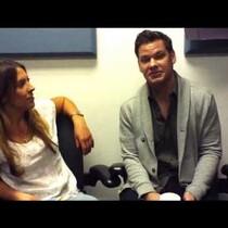 Ashlee interviews comedian Theo Von