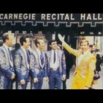Buck Owens and the Buckeroos, side one of Live at Carnegie Hall