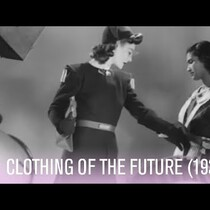 WATCH: Fashion Predictions from 1939!