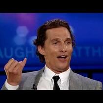 Matthew McConaughey Explains the Origins of