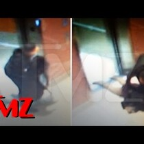 VIDEO: Ray Rice drags unconscious fiancee out of elevator?!?