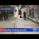 False Shooter Alarm At LAX Turns Out To Be Zorro