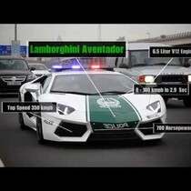 Who Has The Fastest Police Cars In The WORLD?