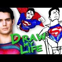WATCH: Draw My Life - Superman