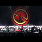 Dave Growl Joins Prophets of Rage On Stage In Toronto