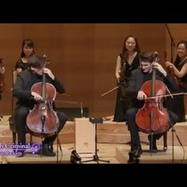 Cello Bros Break Out w Most Head Banging Rendition Of 'Smooth Criminal' Ever!