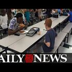 Florida State WR Eats Lunch With An Autistic Boy Sitting By Himself