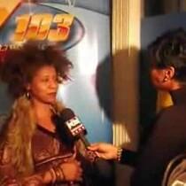 V103's Troi Tyler Remembers Whitney Houston
