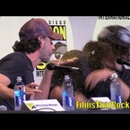 Andrew Lincoln's Attempt To Glitter Bomb Norman Reedus Backfires