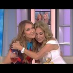 Celine & Kathy Lee Bond Over Grief [WATCH]