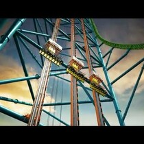 WOW! Six Flags Completes World's Tallest Drop Ride – 'Zumanjaro: Drop of Doom'