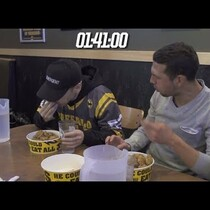 Guy Tricked Into Eating Contest With Kobayashi
