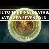 Avenged Sevenfold's 'Hail To The King: Death Bat' Video Game Trailer