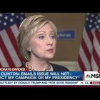 VIDEO: Clinton Uses Lies As Excuses For Email/Server Report