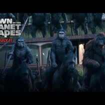 New Planet Of The Apes Trailer!