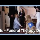 Funeral Therapy Dog Lulu