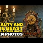 New Pictures from the Upcoming Live Action Beauty and the Beast Movie!