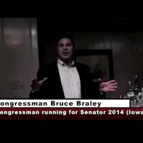 Iowa Lawyer Campaigns Against