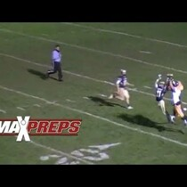 WATCH: HS team pulls off Hail Mary to force overtime