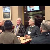 VIDEO: Old guys at fast food restaurant. So Sweet!