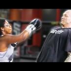 Video. Gente Normal intentan golpear a peleadores de UFC!!!