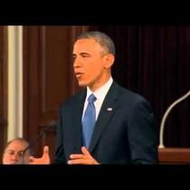Obama's Boston Speech