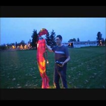 Robert Downey Jr. Has 6-Foot Iron Man [VIDEO]