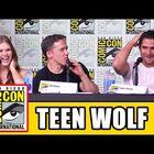 Comic Con 2016: Teen Wolf Panel