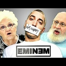 Old People React to Eminem!