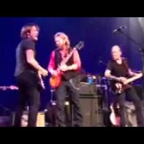 Keith Urban Jams With Gregg Allman