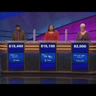 Woman Is DEVASTATED When She Realizes She Lost On Jeopardy [Video]
